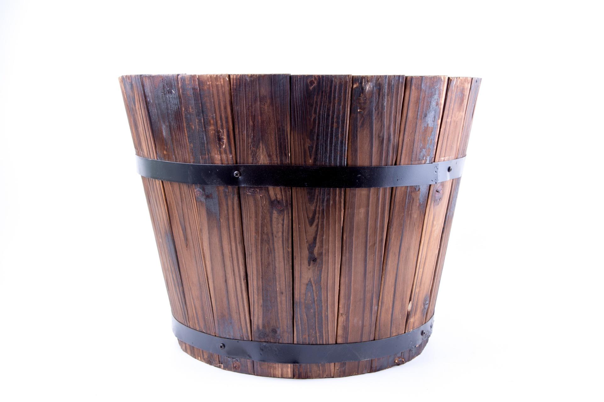 wooden-bucket